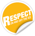RESPECT ON AND OFF THE ICE